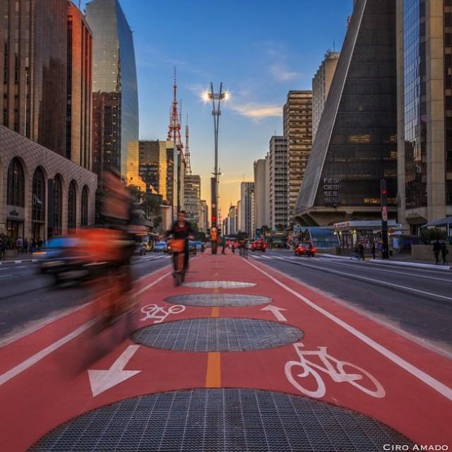 avenida paulista | imagem: são paulo city