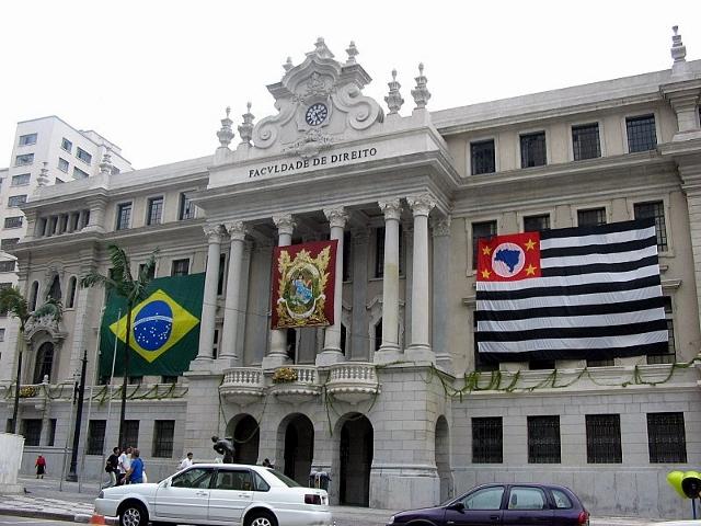faculdade de direito do largo são francisco | imagem: são paulo city