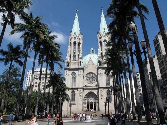 catedral da sé | imagem: são paulo city