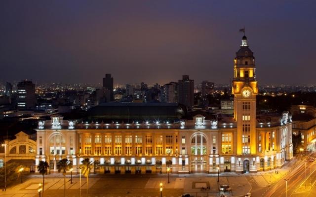 estação júlio prestes | imagem: são paulo city