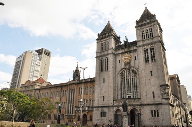 mosteiro de são bento | imagem: são paulo city