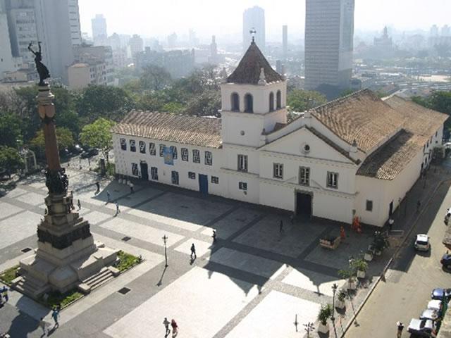 pateo do collegio |imagem: são paulo city